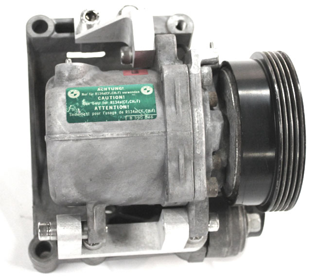 BMW A/C Compressor Relocation System For LS Engine