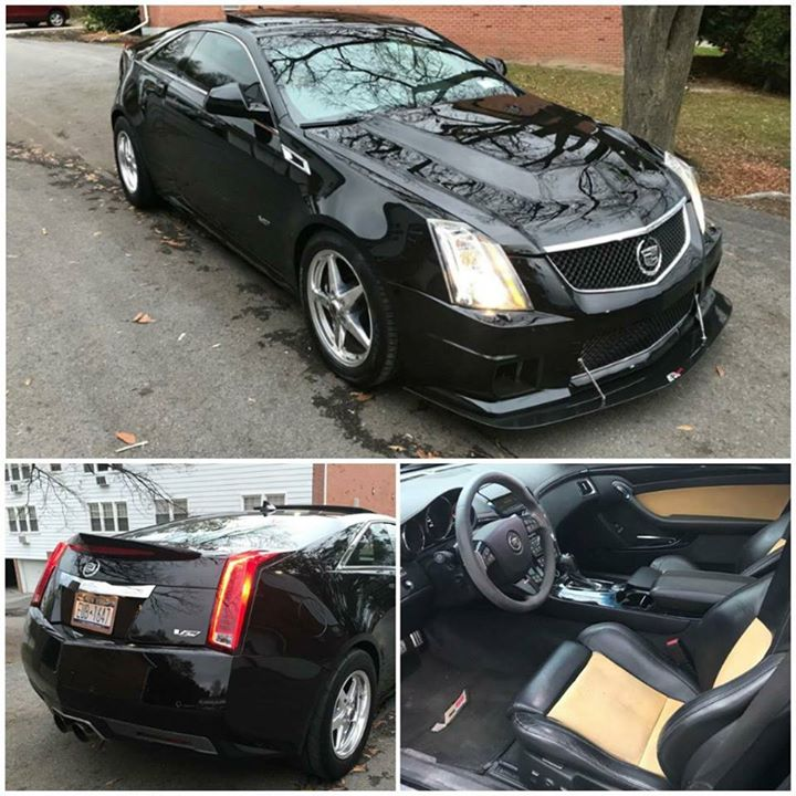 For Sale 2011 Cts V Coupe 701whp Pulleys Cam Ported Blower